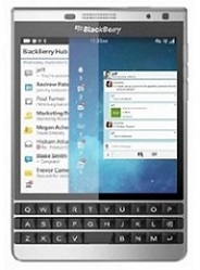 Blackberry Passport Q30 Silver Edition image