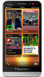 Blackberry Z30 image